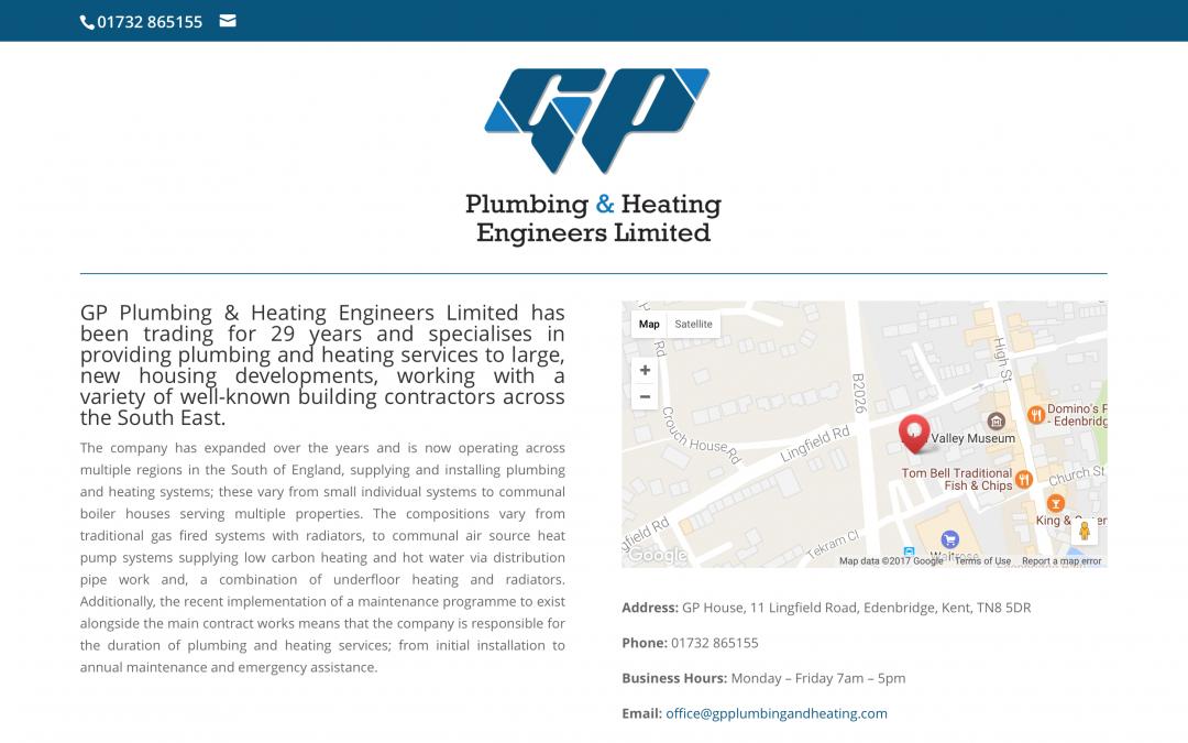 GP Plumbing & Heating